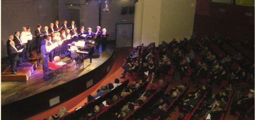Μάγεψαν το κοινό η Μικτή Χορωδία του Δήμου Ιεράπετρας και η Μικτή Χορωδία του Επιμελητηρίου Ηρακλείου