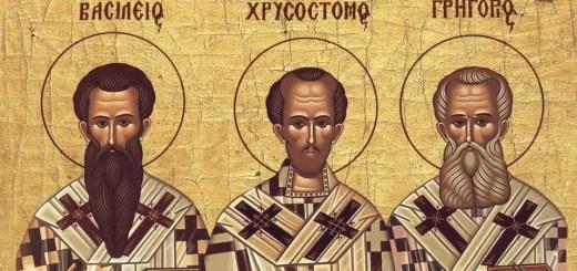για την εορτή των Τριών Ιεραρχών, διαφωνία της Ιεράς Συνόδου