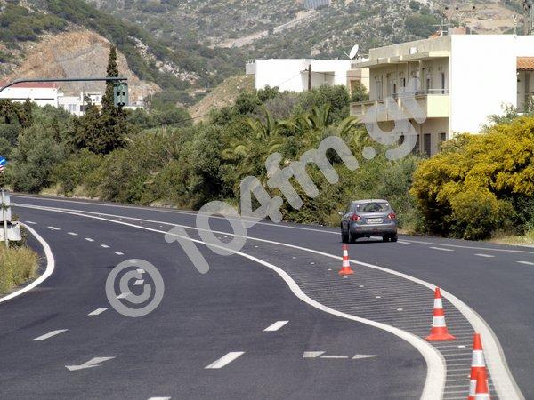 αυξημένα τα μέτρα ασφαλείας στους δρόμους