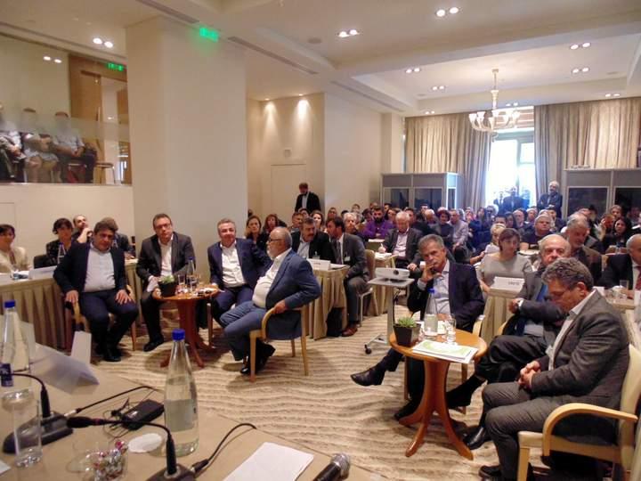 Ευρωπαϊκός όμιλος Εδαφικής Συνεργασίας, διακήρυξη