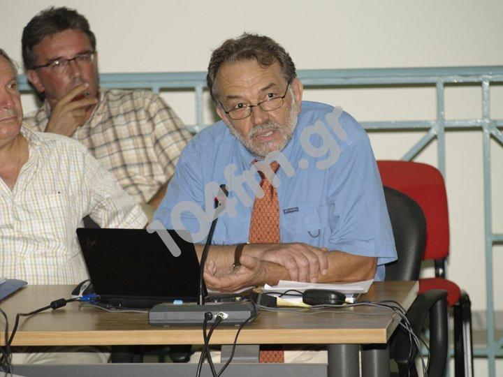Δημοτικό Συμβούλιο Αγίου Νικολάου, συνεδρίαση 23/06/2009