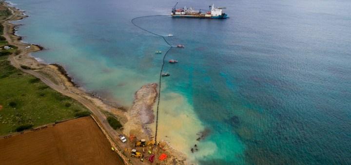 Διασύνδεση Κρήτης-Πελοποννήσου: Ηλεκτρίστηκε το μεγαλύτερο υποβρύχιο καλώδιο εναλλασσόμενου ρεύματος παγκοσμίως