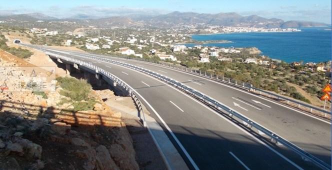 Τρέχοντα έργα ΒΟΑΚ στον νομό Λασιθίου