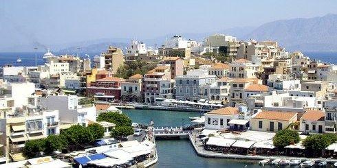 Άγιος Νικόλαος by day