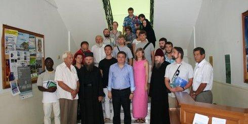 Αρναουτάκης Ρώσοι θεολόγοι