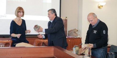 3η συνάντηση συντονισμού του έργου Κεραμεύς