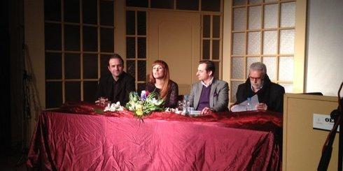 Λάρισα, παρουσίαση του βιβλίου