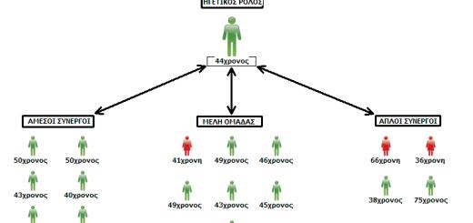 ο τρόπος λειτουργίας της οργάνωσης