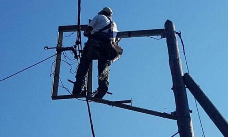 διακοπή ρεύματος στο Σίσι για εργασίες