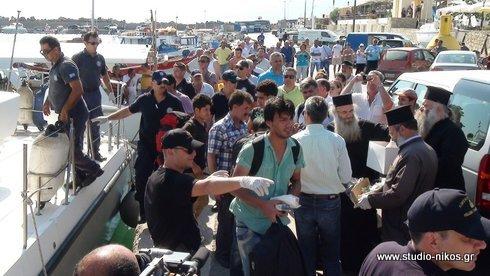 Ξενοδόχοι Κρήτης για προσφυγικό