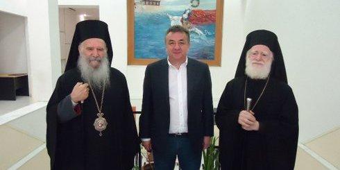 αρχιεπίσκοποι περιφερειάρχης