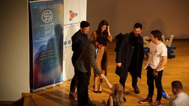 Startup Europe Week Crete, ολοκλήρωση