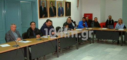 Δημοτικό Συμβούλιο Αγίου Νικολάου, συνεδρίαση 31/01/2018