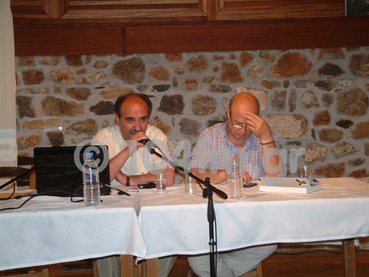 Γιάννης Κοκκίνης, Νίκος Ζαχαριάδης,