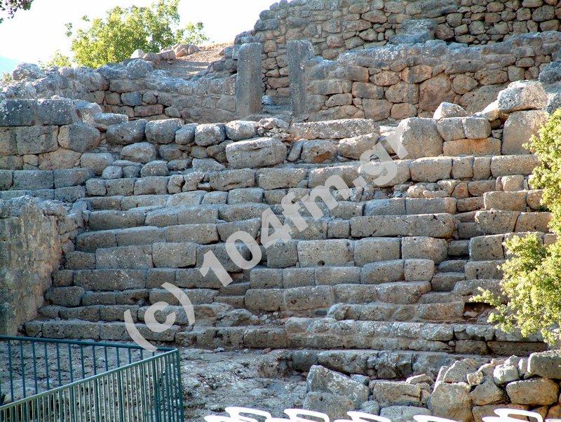 ο αρχαιλογικός χώρος της Λατούς δεν θα φιλοξενήσει εκδήλωση την αυγουστιάτικη πανσέληνο