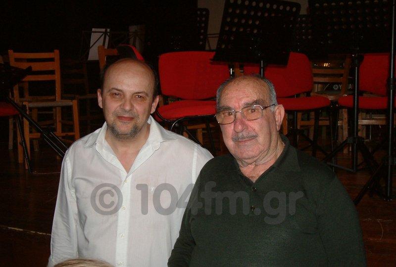 Μανώλης Σπυριδάκης, Γιώργος Συντιχάκης