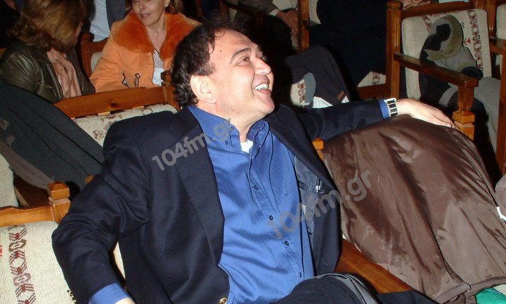 Nίκος Κοκκίνης, επίσημη παρουσίαση δημοτικής κίνησης