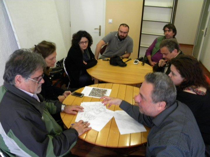 συνεδρίαση Επιτροπής Κυκλοφορίας Δήμου Άγιου Νικολάου