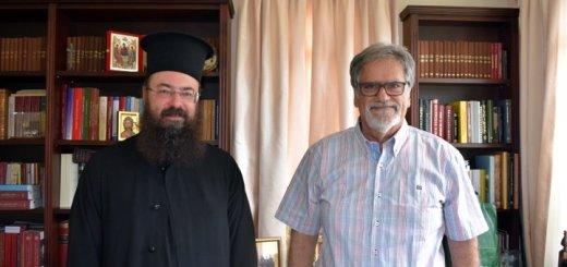 Ζερβός, δέσμευση για αγαστή συνεργασία μεταξύ Εκκλησίας και Δήμου