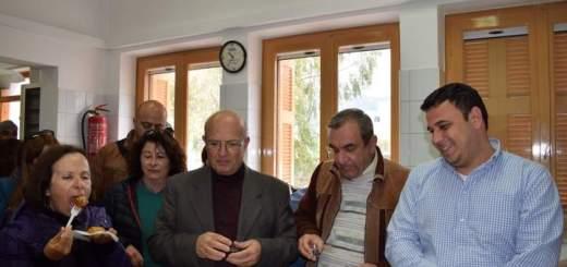 Οι ξεναγοί Κρήτης και Σαντορίνης επισκέφτηκαν τη Κριτσά