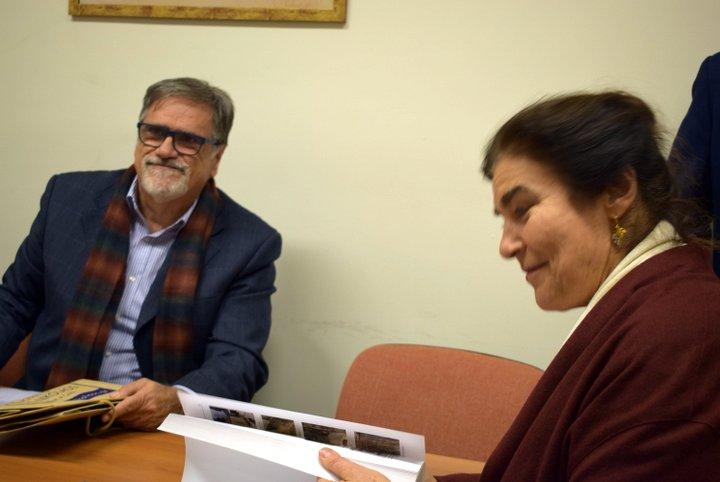 Με την Υπουργό Πολιτισμού ο δήμαρχος Αγίου Νικολάου
