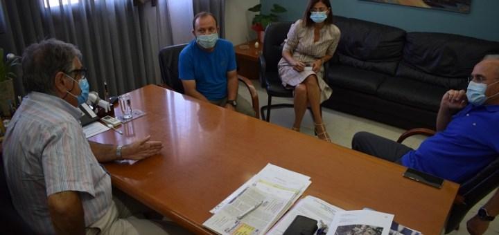 Οχυρώνεται ο Δήμος Αγίου Νικολάου για την αντιμετώπιση φυσικών καταστροφών