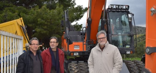 Αναβαθμίζει τεχνικού και μηχανολογικού εξοπλισμού δήμου Αγίου Νικολάου