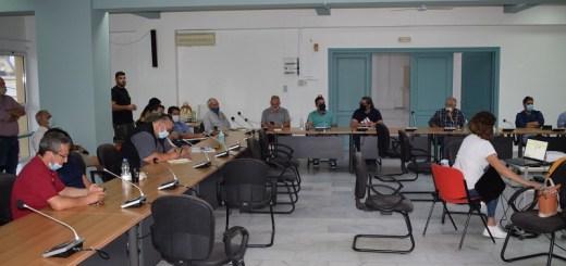 Το πρόγραμμα έργων 2021 στην Επιτροπή Διαβούλευσης