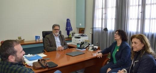 Συνάντηση για τον σταθμό περιβαλλοντικών ερευνών στο Φοινοκαλιά