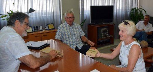 35 χρόνια πιστοί φίλοι του Αγίου Νικολάου