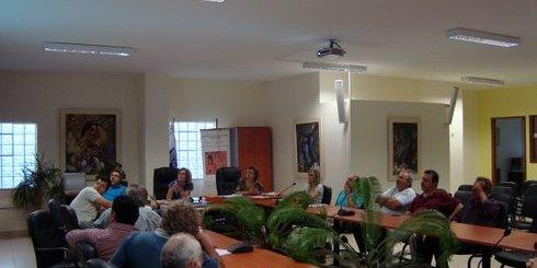 Δημοτικό Συμβούλιο Σητείας, από τη συνεδρίαση