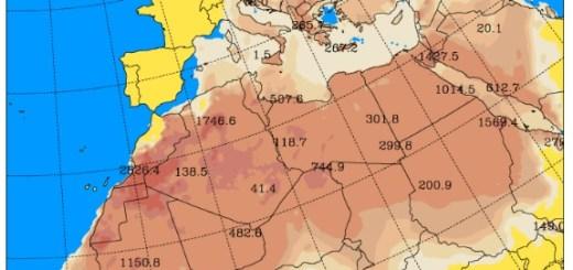 Και πάλι η Αφρικανική Σκόνη στη Κρήτη