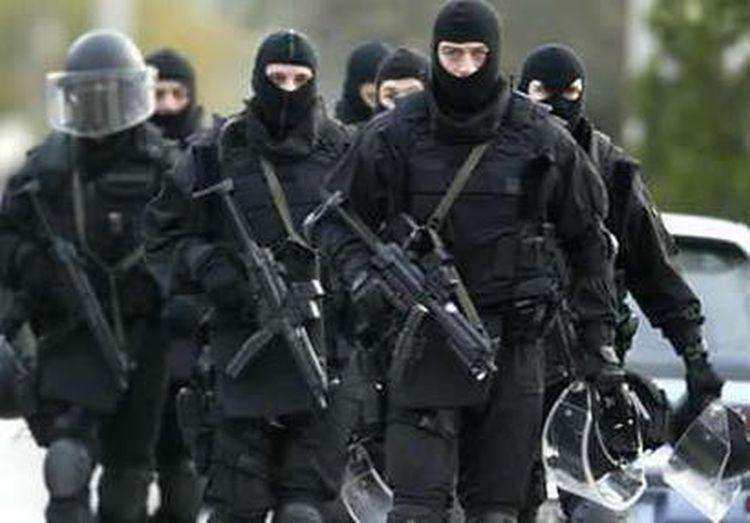 ειδικά σώματα της ελληνικής αστυνομίας