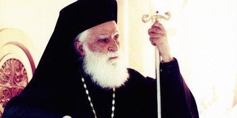 Ο αρχιεπίσκοπος Κρήτης Ειρηναίος είναι καλά στην υγεία του