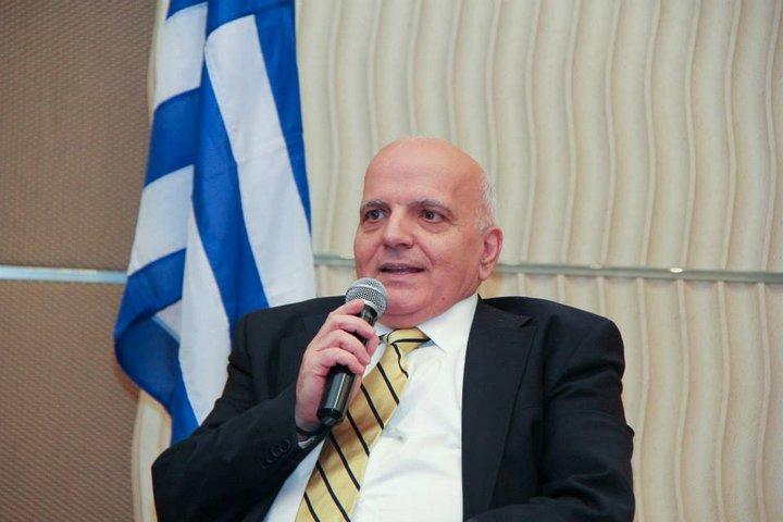 Ο Γιώργος Φουντουλάκης αρχηγός της ελληνικής αποστολής για το Ρίο 2016
