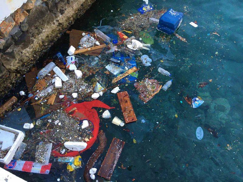 Σκουπίδια - Λιμενικό Ταμείο: 1-0