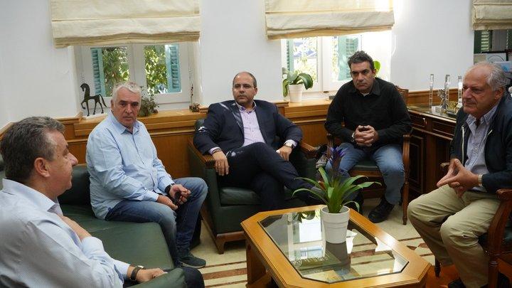 Η Περιφέρεια Κρήτης στηρίζει το Κέντρο Αποκατάστασης Νεάπολης