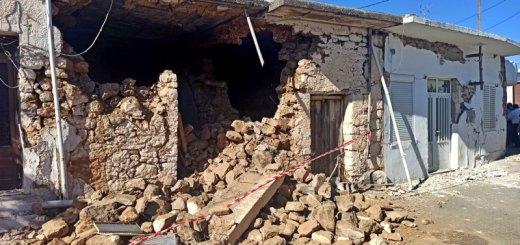 Πρώτη νύχτα στις σκηνές και συνεχείς σεισμικές δονήσεις στο Αρκαλοχώρι
