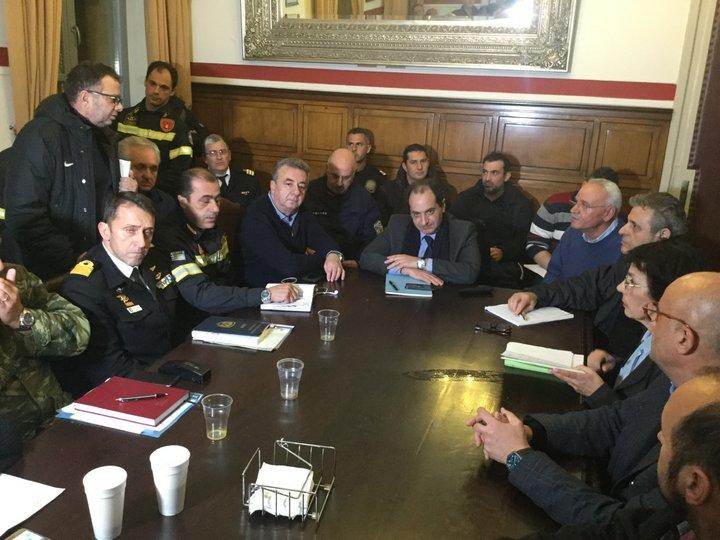 Τουλάχιστον 100 εκατομμύρια € οι ζημιές στα Χανιά