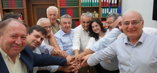 νέο Προεδρείο του Περιφερειακού Συμβουλίου, νέοι Αντιπεριφερειάρχες