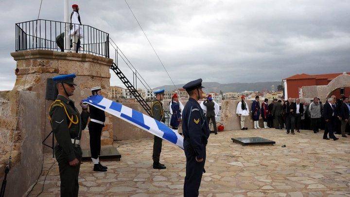 Εκδηλώσεις για την ένωση της Κρήτης με την Ελλάδα