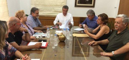 Αθλητικές υποδομές σε όλη την Κρήτη από τη Περιφέρεια