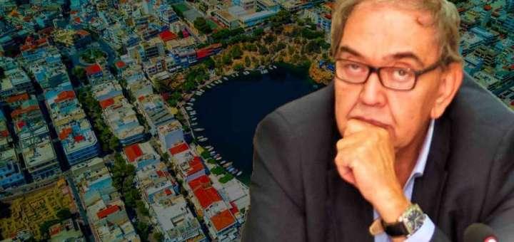 Νίκος Κοκκίνης, συζήτηση ενημέρωση στη Νεάπολη