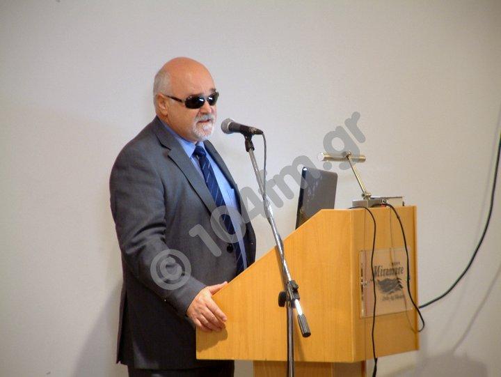 Ε.Σ.Α.με.Α, πρόεδρος Ιωάννης Βαρδακαστάνης