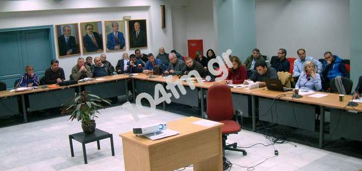 ΔΣ Αγίου Νικολάου, συνεδρίαση 28 Δεκεμβρίου