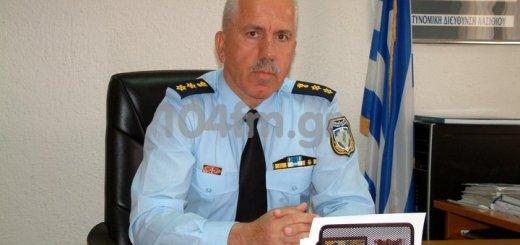 Με το νέο Αστυνομικό Διευθυντή Λασιθίου