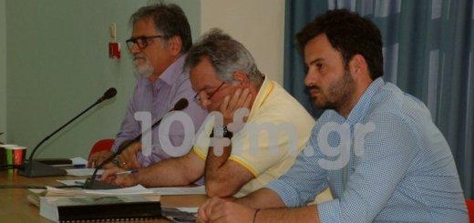 Δημοτικό Συμβούλιο Αγίου Νικολάου, συνεδρίαση 21-06-2017