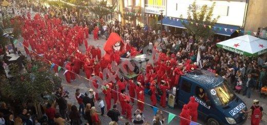 Καρναβάλι Ιεράπετρας, καλή δουλειά με απλά υλικά