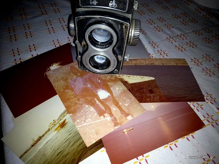 Ο Κωστής ο Μαρκάκης και η έγχρωμη φωτογραφία
