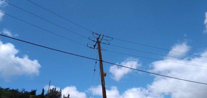 Διακοπή ρεύματος στο οροπέδιο Λασιθίου